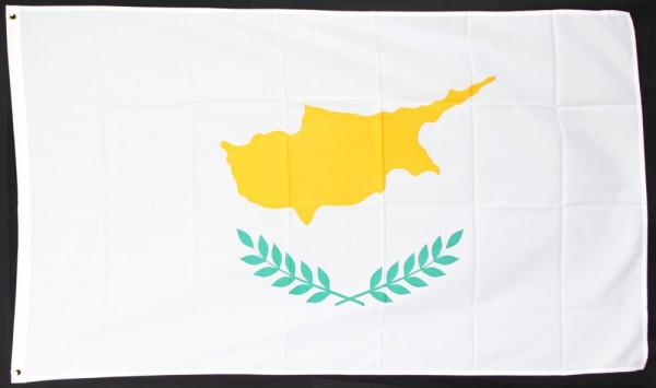 Zypernflagge 90 x 150 cm