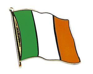 Irland Pin Flaggenpin