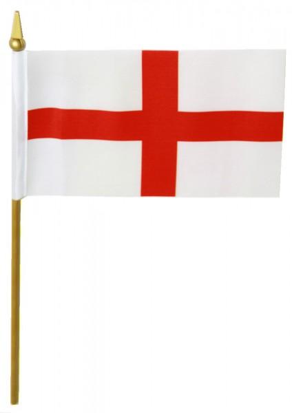 England Tischfahne 10 x 15 cm
