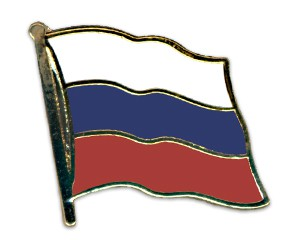 Russland Pin Flaggenpin