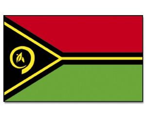 Vanuatu Flagge 90 x 150 cm