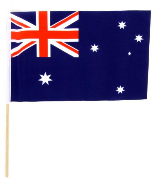 Australien Tischfahne 22,5x15cm