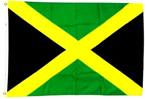 Jamaika Flagge 90 x 150 cm