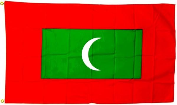 Malediven Flagge 90 x 150 cm