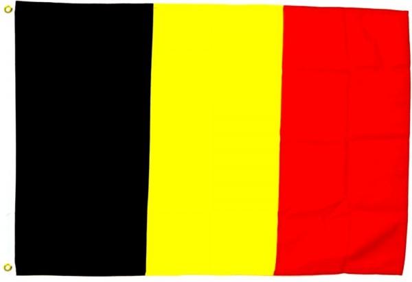 Belgien Fahne/Flagge - 60cm x 90cm