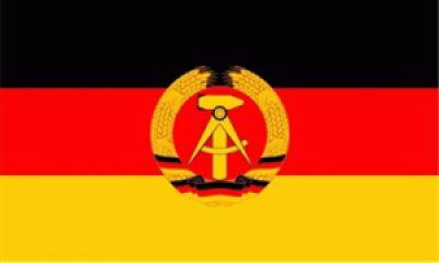 DDR Flagge 90 x 150 cm