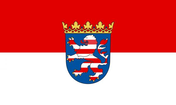 Hessen Flagge 150x250 cm