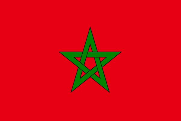 Marokko Flagge 90 x 150 cm