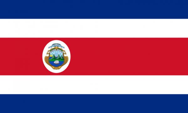 Costa-Rica Flagge 90 x 150 cm