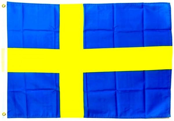 Schweden Fahne/Flagge - 60cm x 90cm