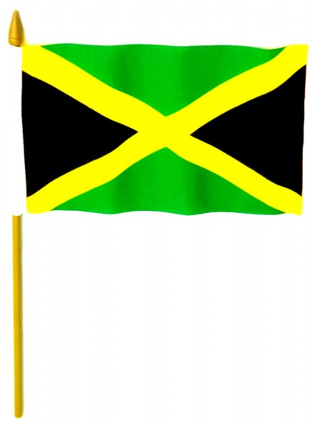 Jamaika Tischfahne 10x15cm