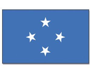 Mikronesien Flagge 90 x 150 cm