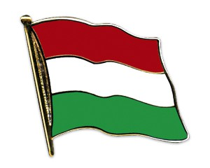 Ungarn Pin Flaggenpin