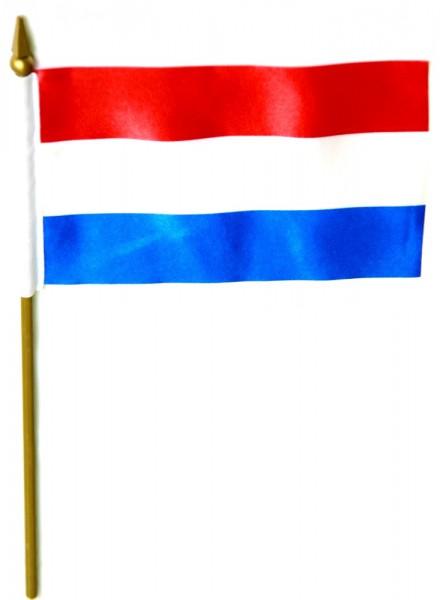 Luxemburg Tischfahne 10x15cm