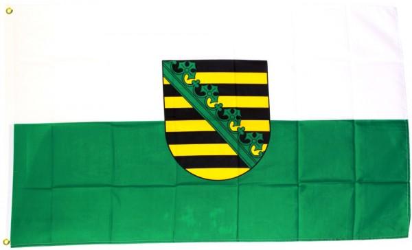 Sachsen Flagge 90x150cm