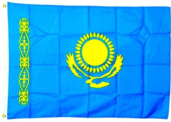 Kasachstan Flagge 90 x 150 cm