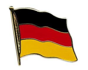 Deutschland Pin Flaggenpin