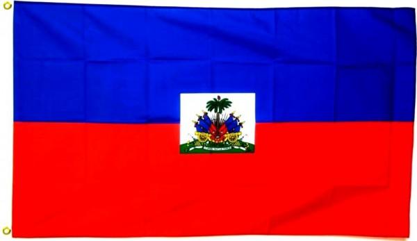 Haiti Flagge 90 x 150 cm