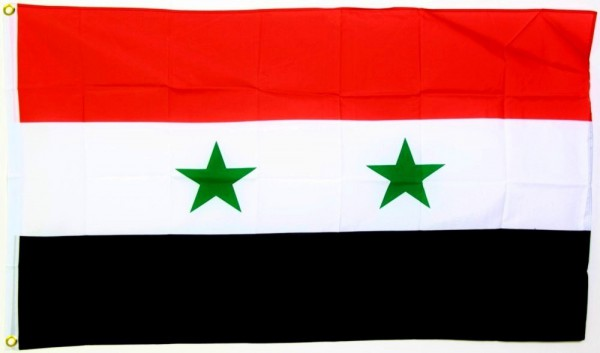 Syrien Flagge 90 x 150 cm