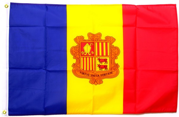 Andorra 90cm x 150cm
