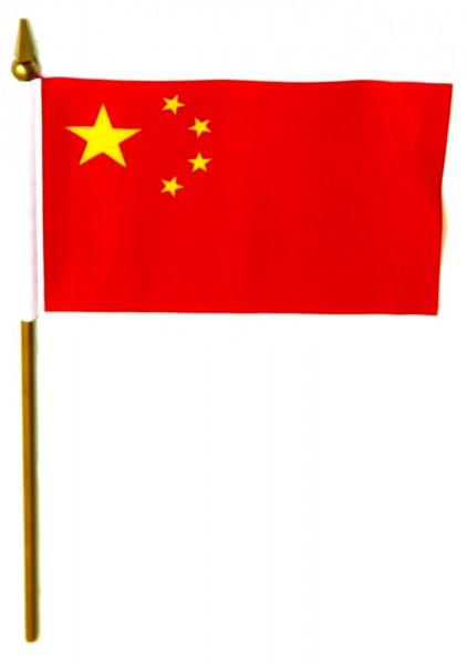 China Tischfahne 10x15cm