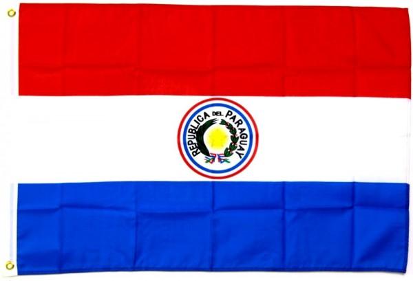 Paraguay Flagge 90 x 150 cm