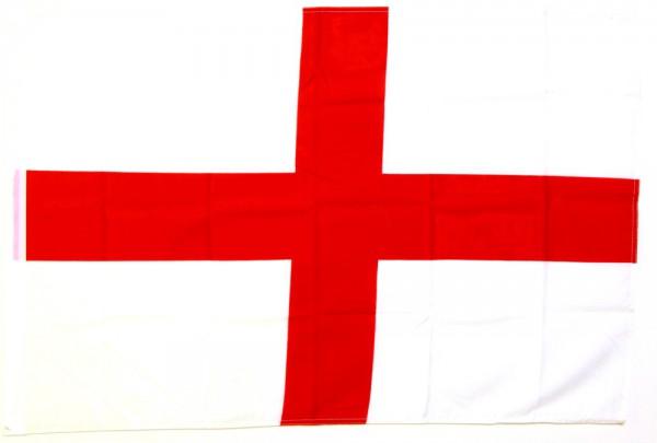 England Hohlsaumflagge 60x90 cm