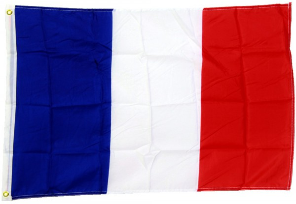 Frankreich Fahne/Flagge - 150cm x 250cm