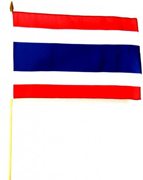Thailand Stockfahne 30cm x 45 cm
