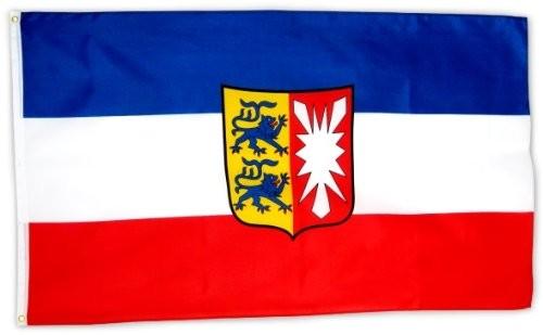 Schleswig-Holstein Flagge 150x250 cm