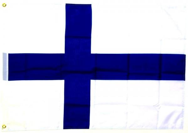 Finnland Flagge 150x250cm