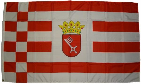 Bremen Flagge 150x250 cm