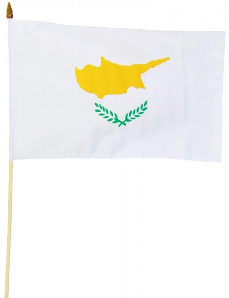 Zypern Stockfahne 30cm x 45cm