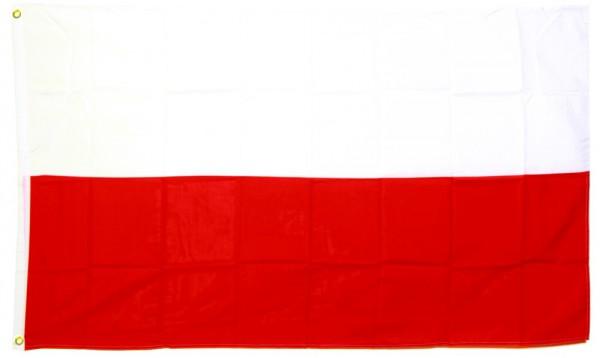 Monacoflagge 90 x 150 cm