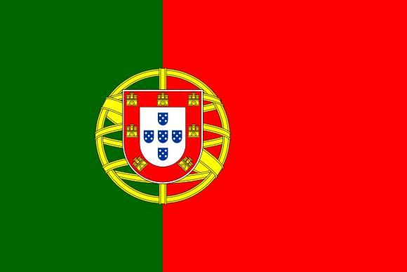 Portugal Flagge 90 x 150 cm