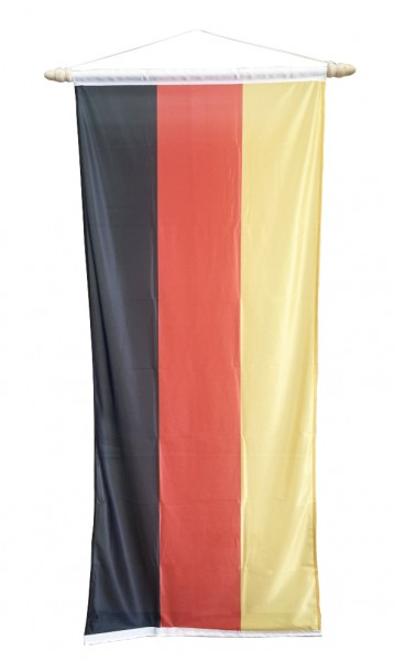 Deutschland Minibanner 52 x 120 cm