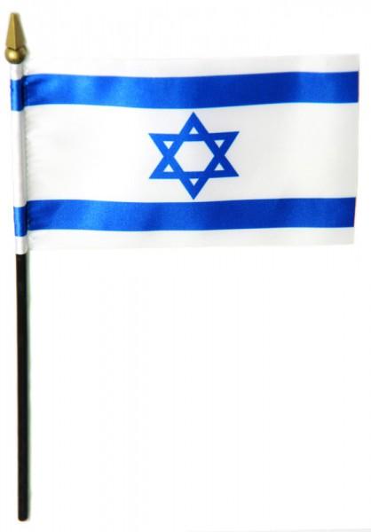 Israel Tischfahne 10x15cm
