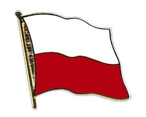 Polen Pin Flaggenpin