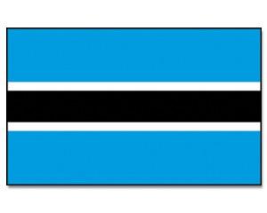 Botsuana Flagge 90 x 150 cm