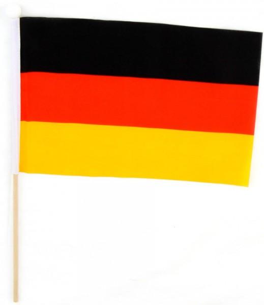 Deutschland Tischfahne 22,5x15cm