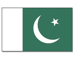 Pakistan Flagge 90 x 150 cm
