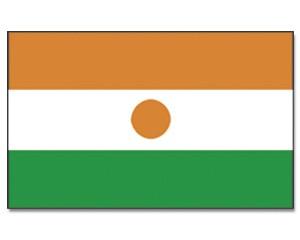 Niger Flagge 90 x 150 cm