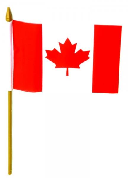 Kanada Tischfahne 10x15cm