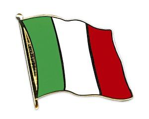 Italien Pin Flaggenpin