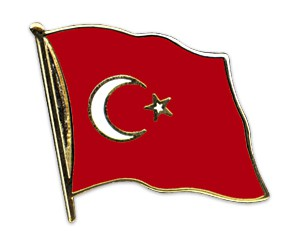 Türkei Pin Flaggenpin