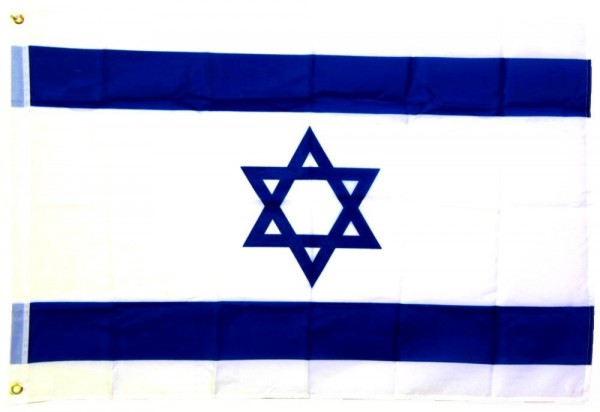 Israel Flagge 90 x 150 cm