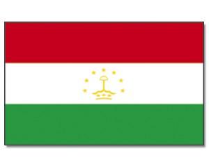 Tadschikistan Flagge 90 x 150 cm