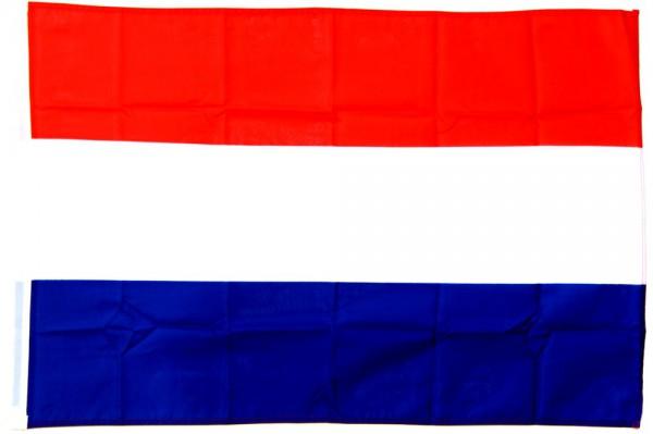 Niederlande Hohlsaumflagge 60x90 cm