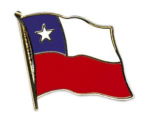 Chile Pin Flaggenpin