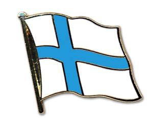 Finnland Pin